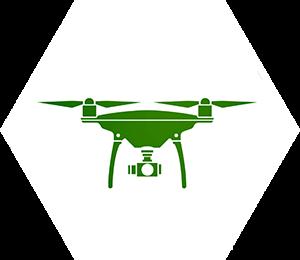 drone white m